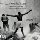 ALPHA678. Haydn 2032 – No 6, Lamentatione