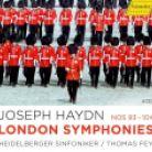 HC16001. HAYDN London Symphonies (Fey/Spillner)