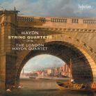 CDA68221. HAYDN String Quartets Op 64 (London Haydn Quartet)