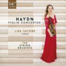 COBRA0061. HAYDN Violin Concertos Nos 1, 3 & 4