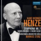 OC446. HENZE Symphony No 7