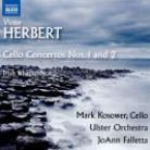 8 573517. HERBERT Cello Concertos
