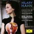 477 8777GH. HIGDON; TCHAIKOVSKY Violin Concertos. Hilary Hahn