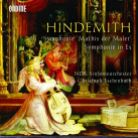 ODE1275-2. HINDEMITH Mathis de Maler