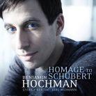 AV2281. SCHUBERT Piano Sonatas Nos 13 & 17. Benjamin Hochman
