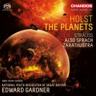 CHSA5179. HOLST The Planets STRAUSS Also Sprach Zarathustra