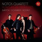 88985 41188-2. Notos Quartett: Hungarian Treasures