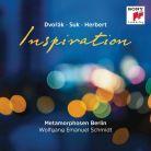 888751302020. DVOŘÁK Serenade for Strings SUK Serenade HERBERT 3 Pieces