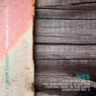 SSM1009. IVES Symphonies Nos 3 & 4