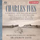 CHSA5163. IVES A Symphony: New England Holidays