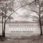 BIS2249. IVES Piano Sonata No 2. Violin Sonata No 4