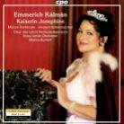 CPO555 136-2. KÁLMÁN Kaiserin Josephine (Burkert)