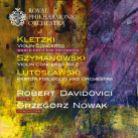 RPOSP045. KLETZKI Violin Concerto SZYMANOWSKI Violin Concerto No 2
