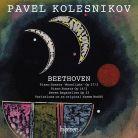 CDA68237. BEETHOVEN Piano Sonatas Opp 14/2, 27/2; Bagatelles Op 33 (Kolesnikov)