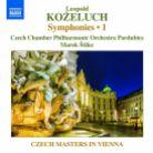 8 573627. KOŽELUCH Symphonies Vol 1