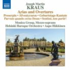 8 572865. KRAUS Arias and Overtures