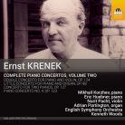 TOCC0392. KRENEK Complete Piano Concertos Vol 2