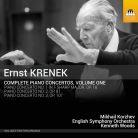 TOCC0323. KRENEK Piano Concertos