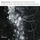 481 2883. KURTÁG Complete Works for Ensemble and Choir