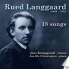 DACOCD771. LANGAARD 18 Songs
