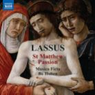 8 573840. LASSUS St Matthew Passion