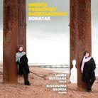 AV2302. ENESCU; PROKOFIEV; SHOSTAKOVICH Cello Sonatas