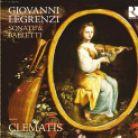 RIC356. LEGRENZI Sonate & Balletti