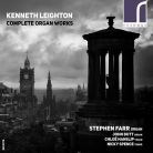 RES10178. LEIGHTON Complete Organ Works