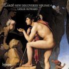 CDA68247. LISZT New Discoveries Vol 4 (Leslie Howard)