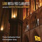 REGCD491. LOBO Missa Vox Clamantis