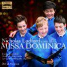 ROP8001. LUDFORD Missa Dominica