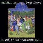 CDA68008. MACHAUT The Dart of Love