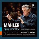 900167. MAHLER Symphony No 2 (Jansons)