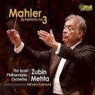 284 1620. MAHLER Symphony No 3 (Mehta)