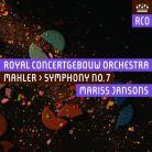 RCO17006. MAHLER Symphony No 7 (Jansons)