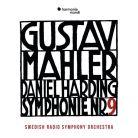 HMM90 2258. MAHLER Symphony No 9 (Harding)