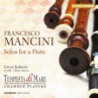 CHAN0801. MANCINI Solos for Flute