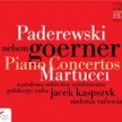 MARTUCCI. PADEREWSKI Piano Concertos. MARTUCCI. PADEREWSKI Piano Concertos