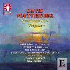 CDLX7305. MATTHEWS Vespers. Symphony No 7