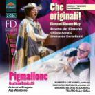 CDS7811. MAYR Che originali! DONIZETTI Pigmalione (Capuano)