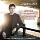 ABC481 5564. MEDTNER; RACHMANINOV Piano Concertos