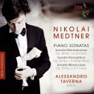 SOMMCD0142. MEDTNER Piano Sonatas