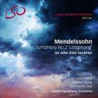 LSO0803. MENDELSSOHN Symphony No 2 (Gardiner)