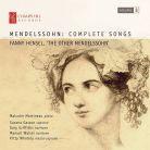CHRCD124. F MENDELSSOHN-HENSEL Complete Songs Vol 3