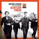 Mendelssohn String Quartets – Quatuor Ebene