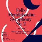 PTC5186 639. MENDELSSOHN Symphony No 2 (Manze)