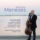 AV2373. SAINT-SAËNS; SCHUMANN Cello Concertos