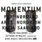 ACD5075. Momentum: Nordic Cello Concertos. Symon Bywalec