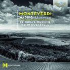 95659. MONTEVERDI Madrigals Books 5 & 6