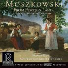 RR138. MOSZKOWSKI From Foreign Lands - Rediscovered Orchestral Works